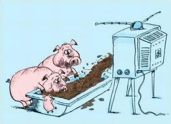 mizerie TV