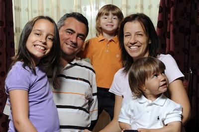 sergiu nichescu familia