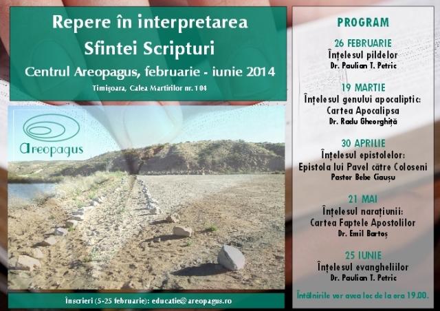 Program Areopagus