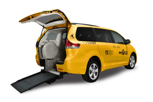 Wheelchair-Accessible-Taxi-of-Tomorrow-New-York-Toyota-Sienna-Minivan-Conversion1